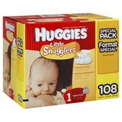 Huggies Diapers, Size 1 (Up to 14 lb), Disney Winnie the Pooh, Special Pack