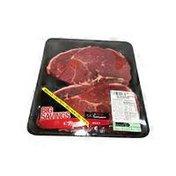 Choice Beef Boneless Sirloin Steak B