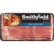 Smithfield Naturally Hickory Smoked Made with Sea Salt Bacon