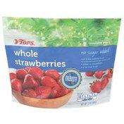 Tops Strawberries, Frozen