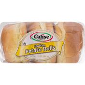 Calise Bakery Potato Rolls, Italian