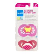 MAM Designed to Keep Baby Calm Pacifiers - 2 CT