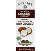 J.R. Watkins Coconut Extract, Imitation