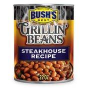 Bush's Best Steakhouse Recipe Grillin' Beans