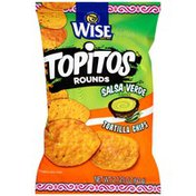 Wise Salsa Verde Topitos Rounds
