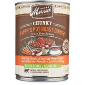 Merrick Pappy's Pot Roast Dinner