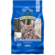 Blue Buffalo Wilderness High Protein, Natural Adult Indoor Dry Cat Food, Chicken