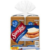Sara Lee Soft & Smooth Whole Grain White Bread Twin Pack