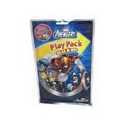 Bendon Publishing Avengers Coloring Book Play Pack