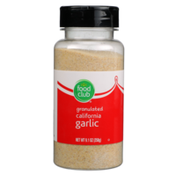 Food Club Granulated California Garlic