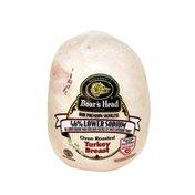 Boar's Head Low Salt Turkey Breast Skin On