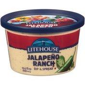 Litehouse Jalapeño Ranch Dip & Spread