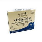 Healthy Accents Non Drowsy Allergy Relief
