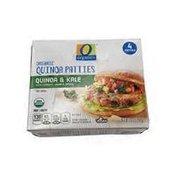 O Organics Quinoa & Kale Patties