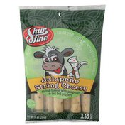 Shurfine Jalapeno String Cheese