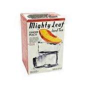 Mighty Leaf Ginger Peach Iced Tea