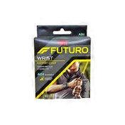 FUTURO One Size Black Around Wrist Adjustable Sport Wrap