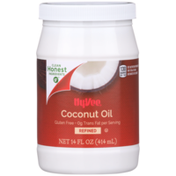 Hy-Vee Refined Coconut Oil