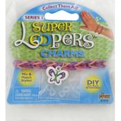 Super Loopers Bracelet, Charms