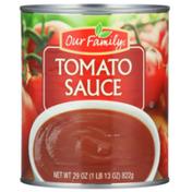 Our Family Tomato Sauce