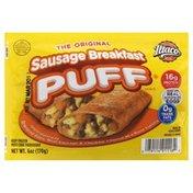 Iltaco Foods Puff, Sausage