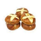 Weiland's Pretzel Sandwich Buns