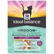 Hill's Science Diet Ideal Balance Indoor Chicken & Turkey Cat Food