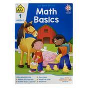 School Zone An I Know It! Book Math Basics