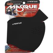 Seirus Men's Comfort Stretch Series Fleece Face Mask - M - Black
