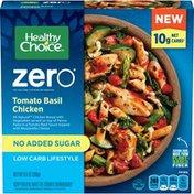 Healthy Choice Zero Tomato Basil Chicken