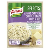 Knorr Rice Side Dish Asiago Cheese & Cracked Black Pepper