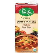 Pacific Tortilla Soup Base Organic Soup Starters