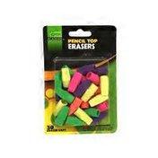 Academix Pencil Top Cap Erasers