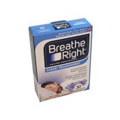Breathe Right Small Clear