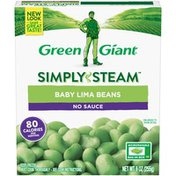 Green Giant No Sauce Baby Lima Beans