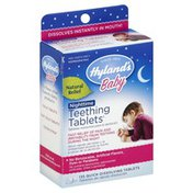 Hyland's Teething Tablets, Nighttime, Quick-Dissolving Tablets