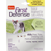 Hartz Topical Treatment, for Cats & Kittens