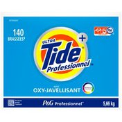 Tide Professional Powder Laundry Detergent with Oxy