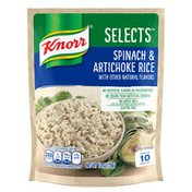Knorr Rice Side Dish Spinach & Artichoke