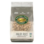 Nature's Path Millet Rice Flakes Cereal