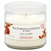 Glade Soy Candle, McIntosh Apple