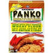 Kikkoman Panko Japanese Style Whole Wheat Bread Crumbs