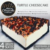 Atlanta Cheesecake Turtle Cheesecake