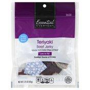 Essential Everyday Beef Jerky, Teriyaki