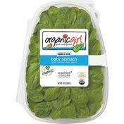 organicgirl Baby Spinach