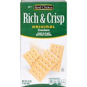Best Choice Rich & Crisp Crackers