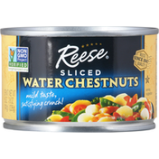 Reese's Water Chestnuts, Sliced