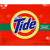 Tide Laundry Detergent, Concentrated, Mountain Spring
