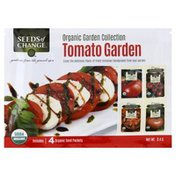 Seeds of Change Seed Packets, Organic, Tomato Garden
