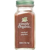 Simply Organic Paprika, Smoked